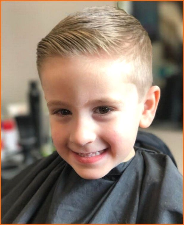 Pin by Fashionhaircuts on Easy Hairstyles in 2019 | Cute boys haircuts, Boys haircuts 2018 ...