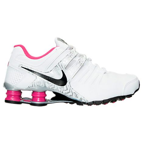 Women's Nike Shox Current Running Shoes  Finish Line size 8.5 Cyber29 code for 20 % off