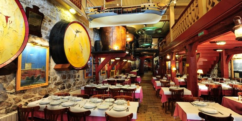 Bar andre la rochelle france 2016 pinterest bar restaurant and france - Restaurant vieux port la rochelle ...