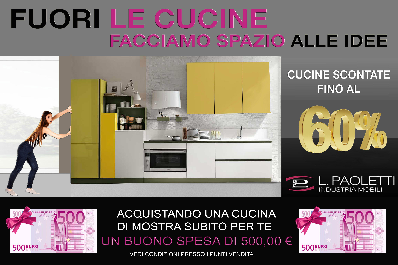 Paoletti Industria Mobili Roma.Paoletti Industria Mobili Fa Fuori Le Cucine E In Piu Ti