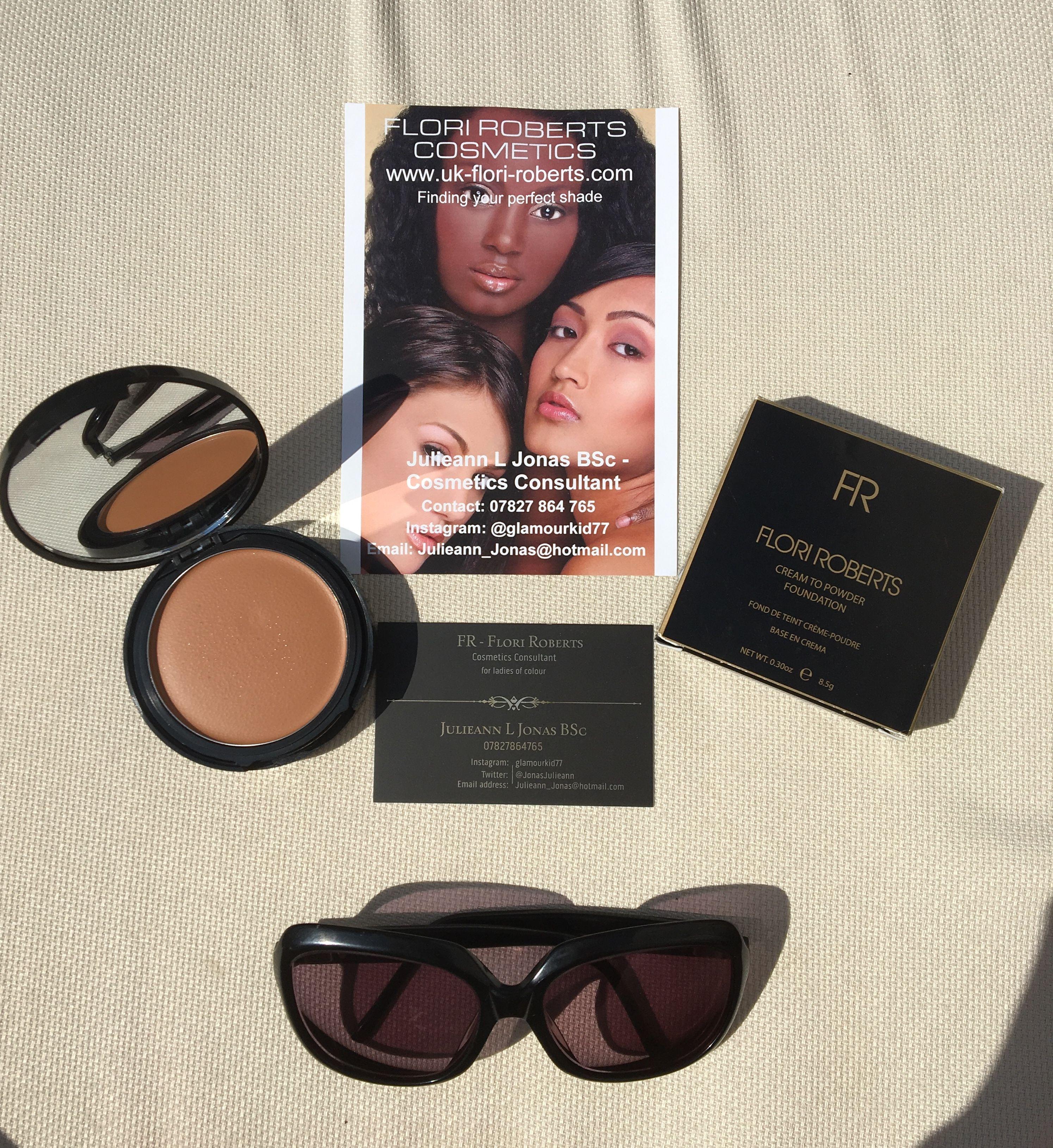 U.K. Flori Roberts Cosmetics It cosmetics foundation