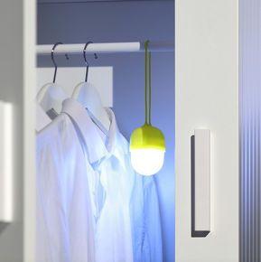 Lanterne nomade Clover Bleu Lexon Design Image 6