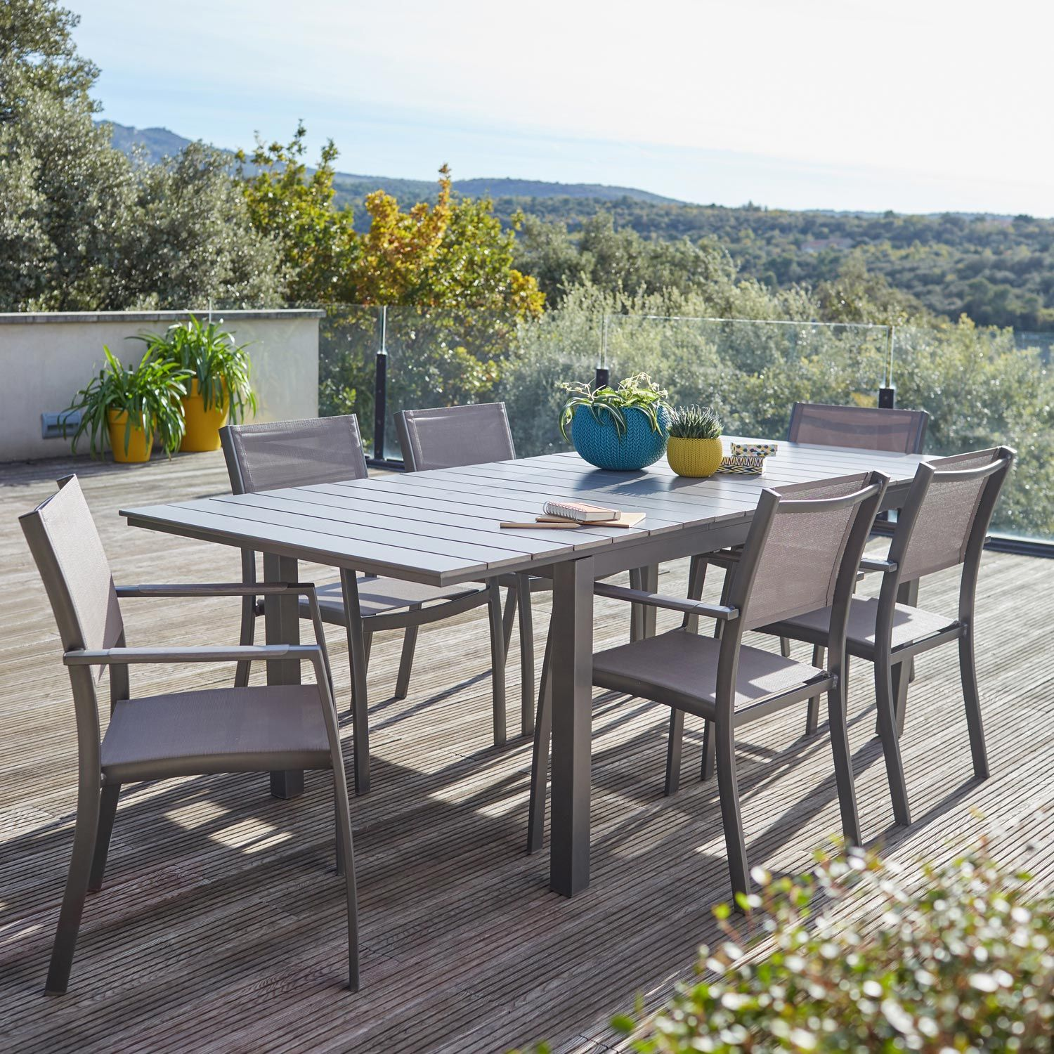 de resine exterieur table Magasin salon jardin A5qRcj34L