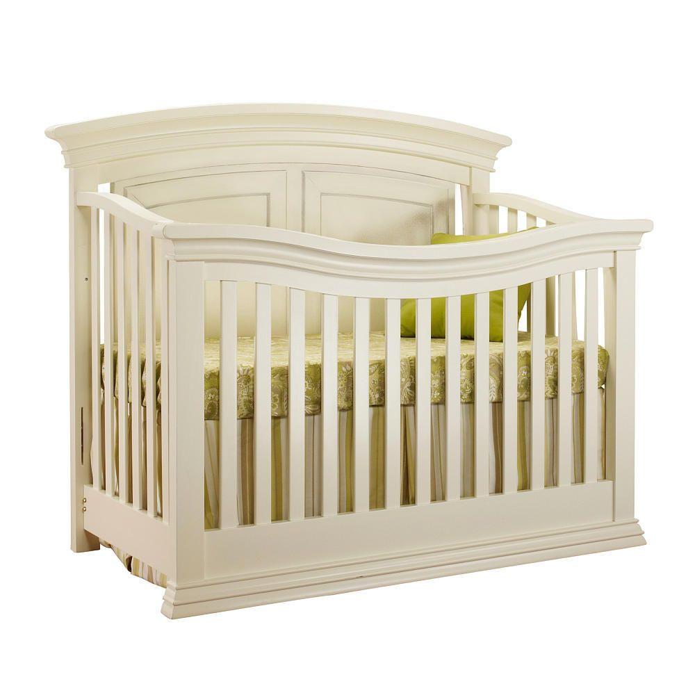 Sorelle Verona Panel 4 In 1 Convertible Crib French
