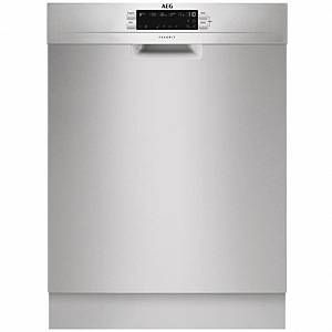 AEG FFB53940ZW Dishwasher White Dishwasher white