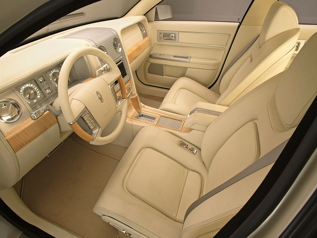 2006 Lincoln Zephyr Interior Lincoln Zephyr Zephyr Ford