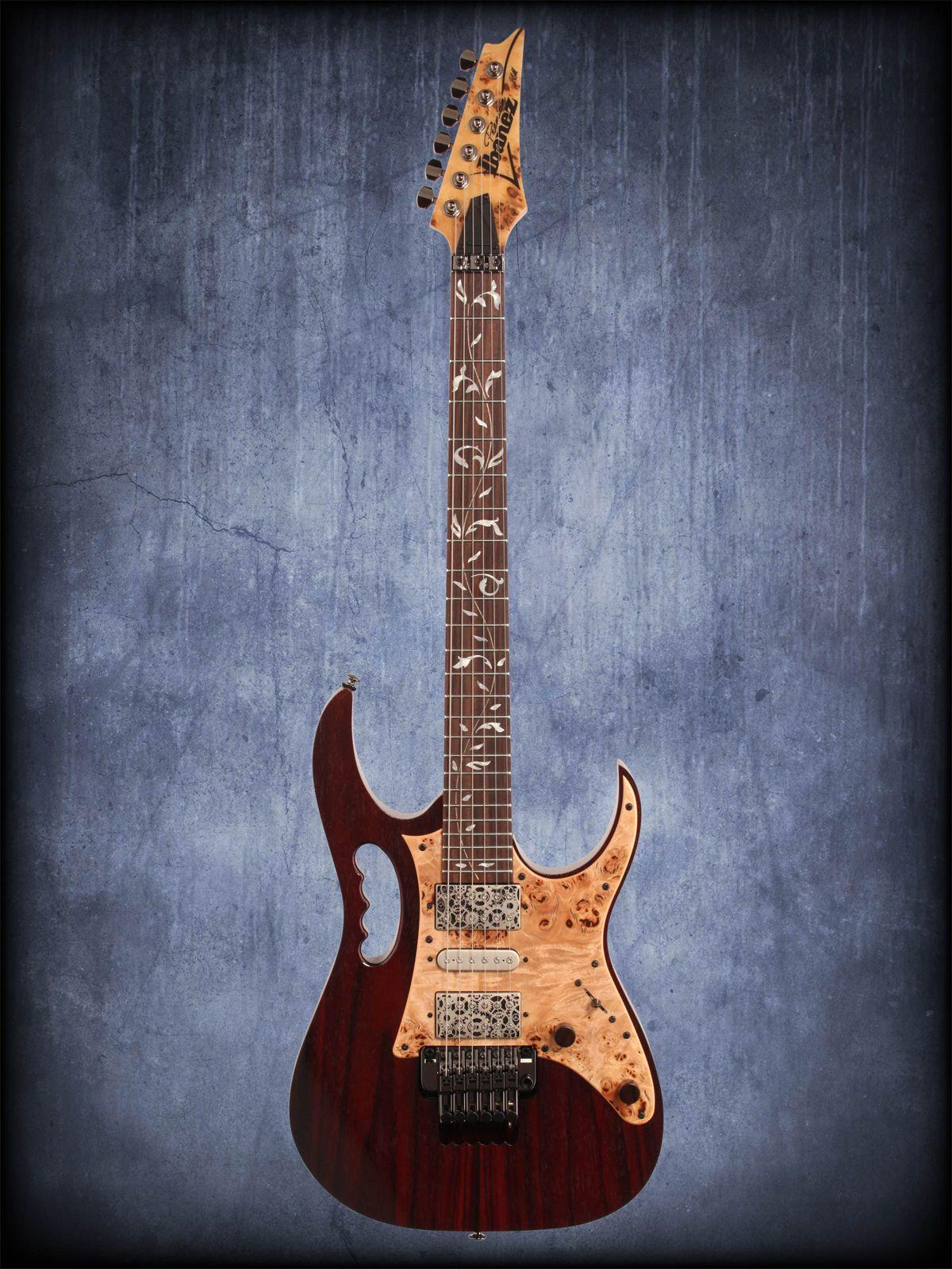 Ibanez Steve Vai JEM77WDP Signature Woody ElectricGuitar Guitar Ibanez SteveVai
