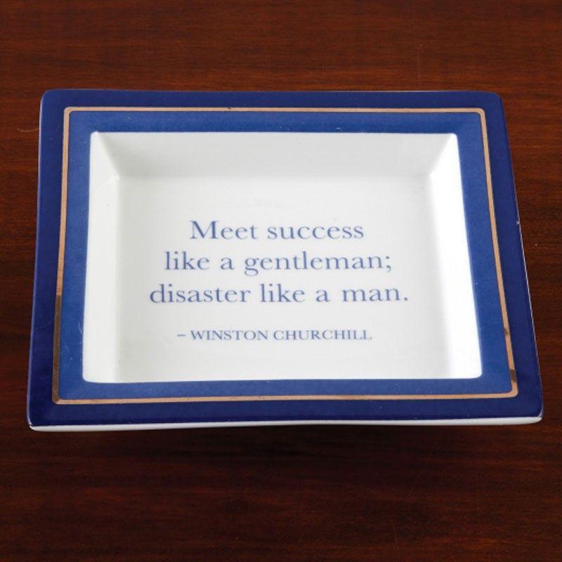 """""""Meet Success""""  desk tray"""
