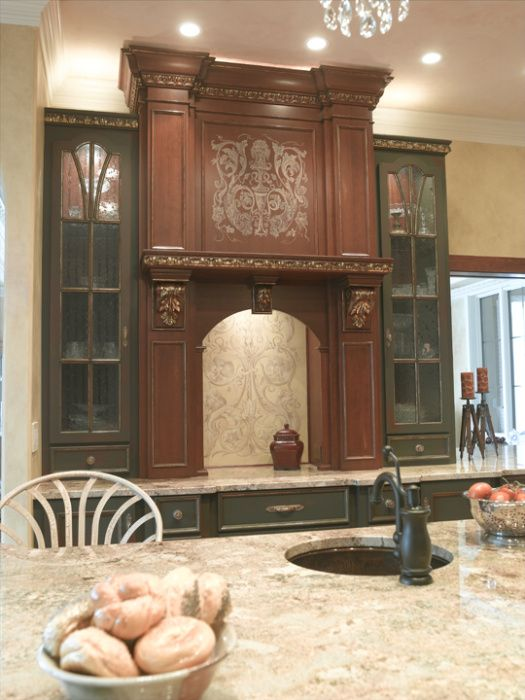 Lovely Specialty Countertops and Cabinets