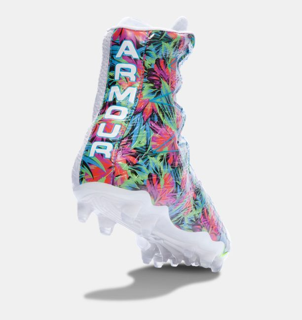 limited edition under armour highlight cleats