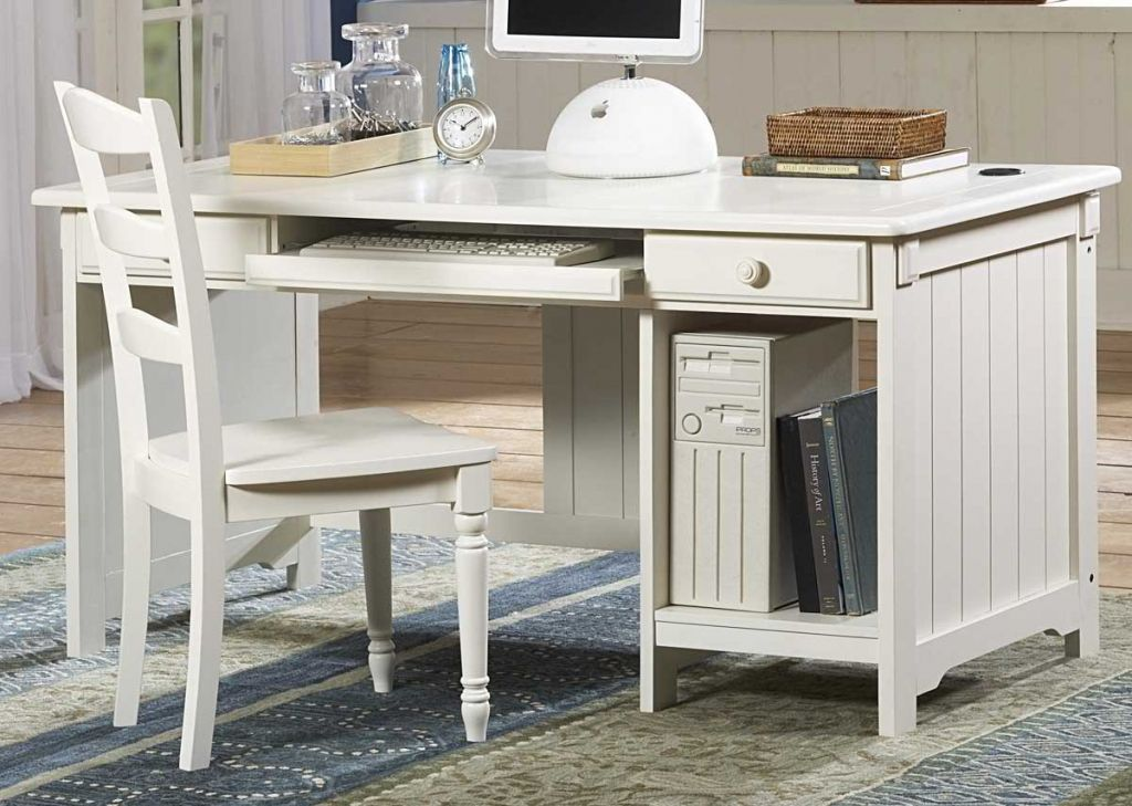 Kleiner Schreibtisch Weiß 2021