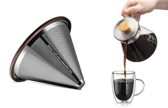 Osaka Pour Over Coffee Dripper