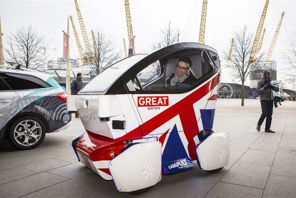 It is estimated that the autonomous vehicles industry will become a £900 billion industry by 2025. The British government wants to support development of this industry and also drive investment in it.
