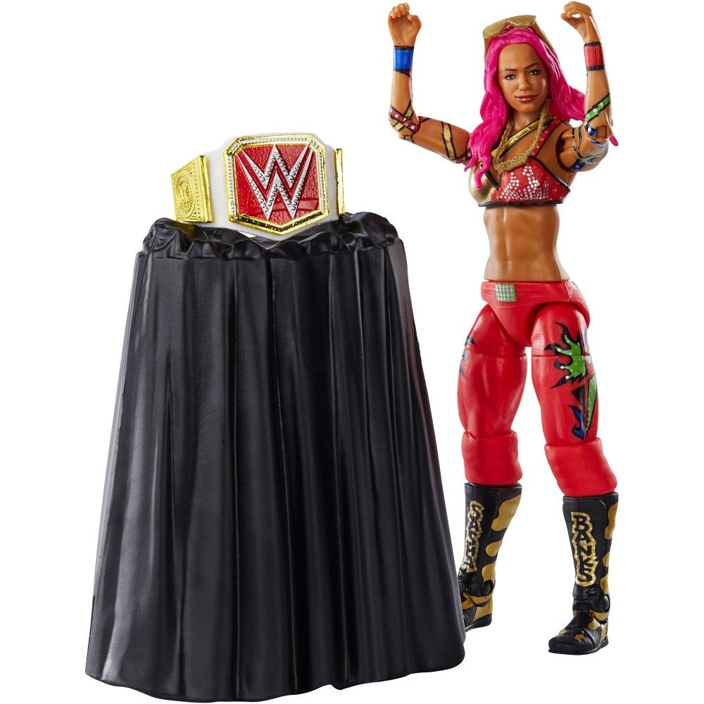 Elite Serie Wrestlemania 35 Mattel Kombiniert WWE Figuren Neu