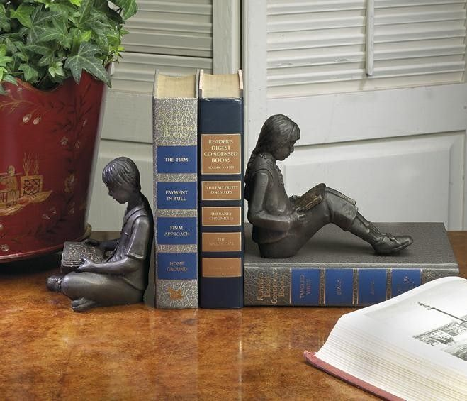 Bookends Study Library School Room Book Nooks