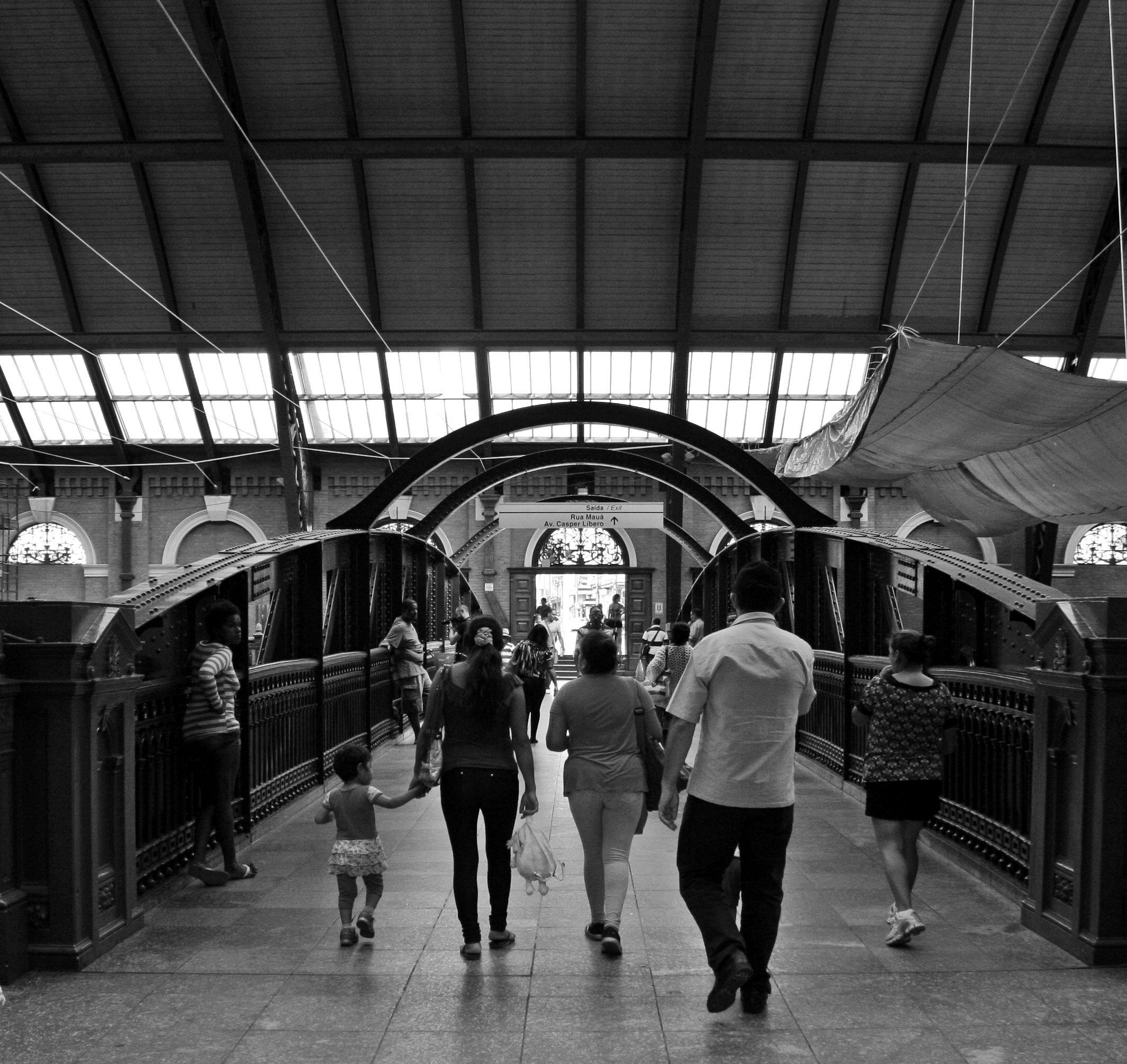 Estação Luz _SP Por: Elen Barbosa