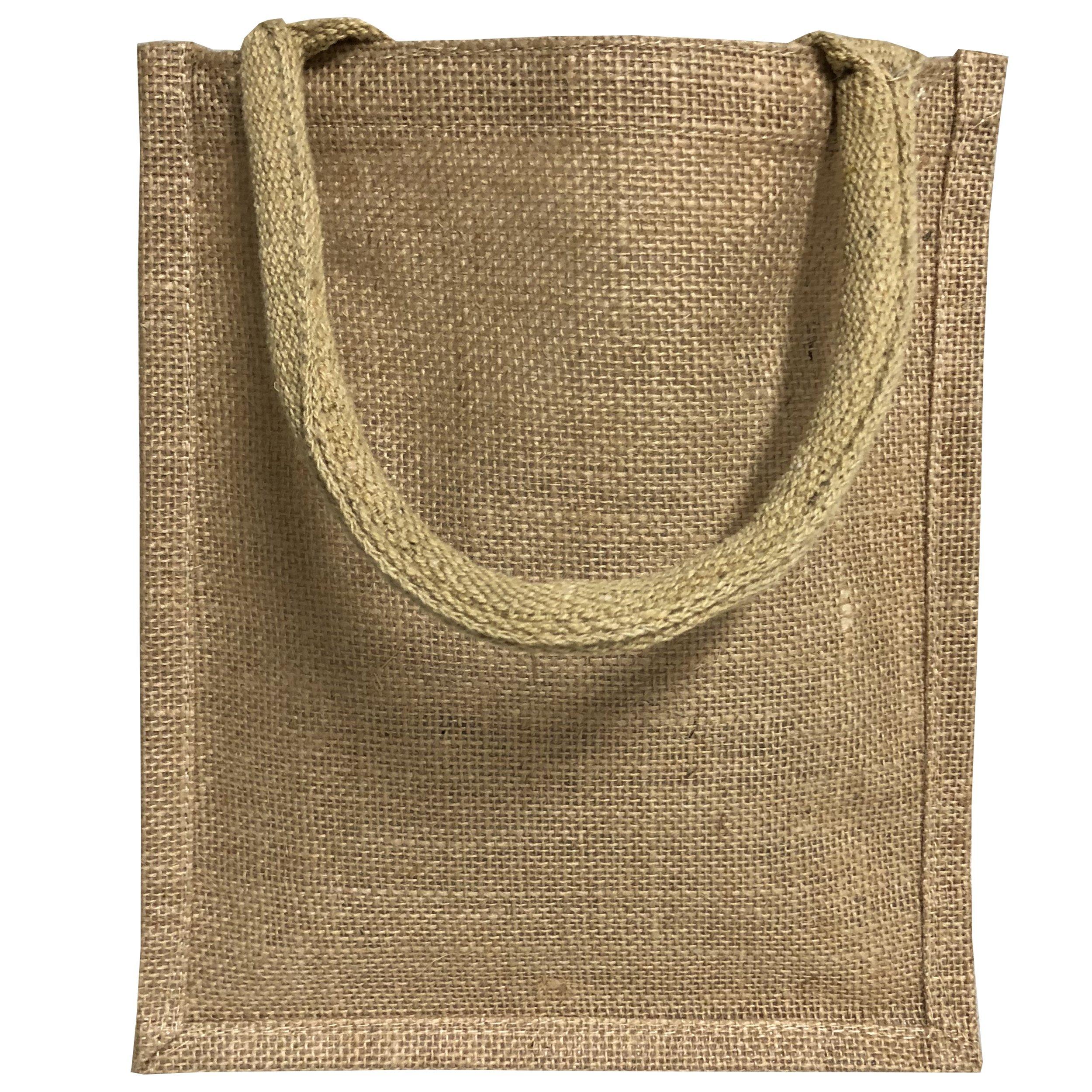 Small Burlap Bags Jute Burlap Gift Bags Bulk B887