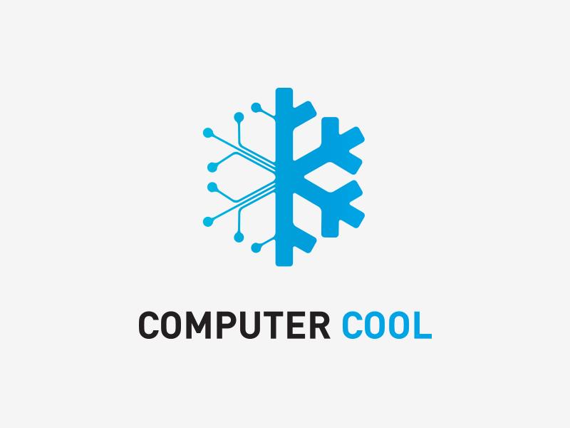 Computer Cool Logo Logo Inspiration Branding Logo Branding