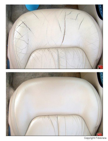 Cracked Leather Suv Seats Before After Car Cleaning Hacks Cleaning Leather Car Seats Car Upholstery