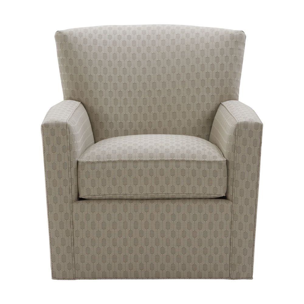 Small Living Room Chairs That Swivel Turner Swivel Chair Cromwell Oatmeal Ethan Allen Us