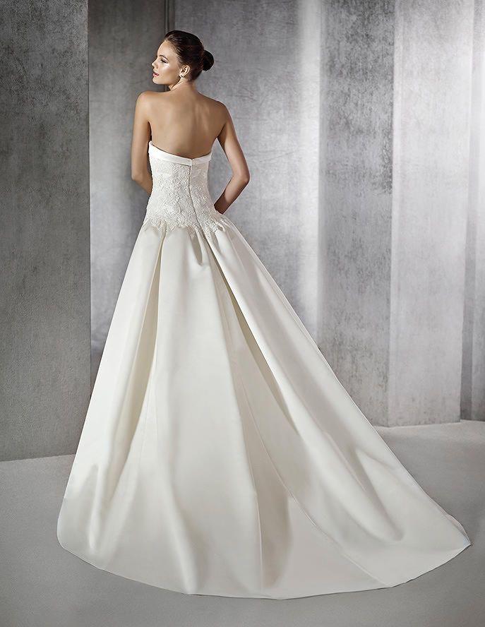 zalima, wedding dress | st patrick - bridal 2016 | wedding dresses