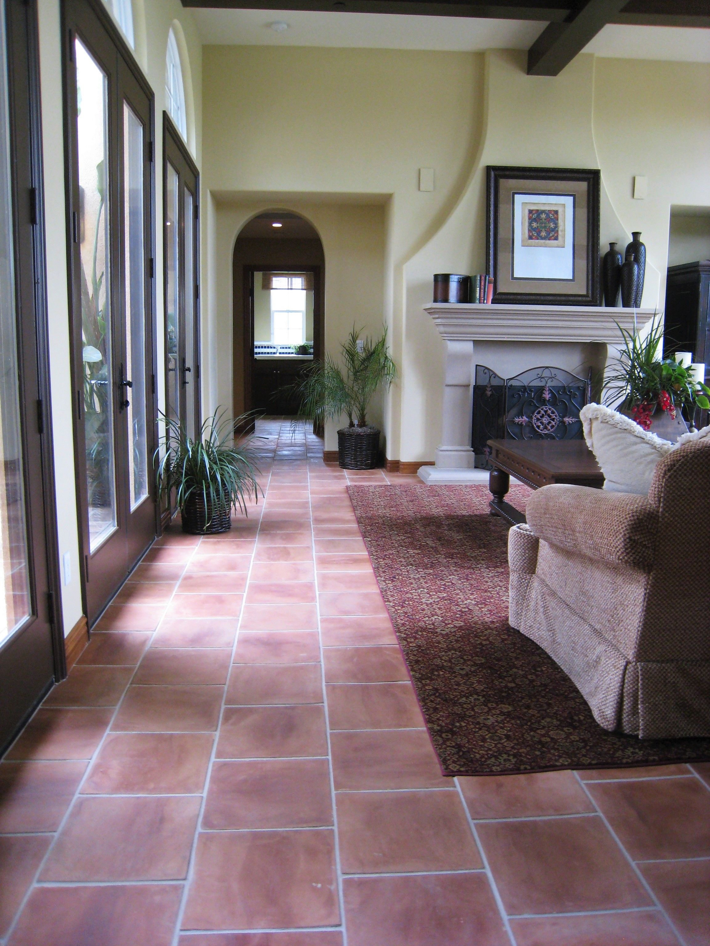 Pin by tierra y fuego tiles on terra cotta and ceramic floor tile ceramic floor tiles terra cotta floors terracotta glazed ceramic tile flooring slab ceramics dailygadgetfo Images