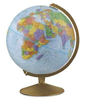 Amazon Replogle Explorer 12 Blue English Globe fice