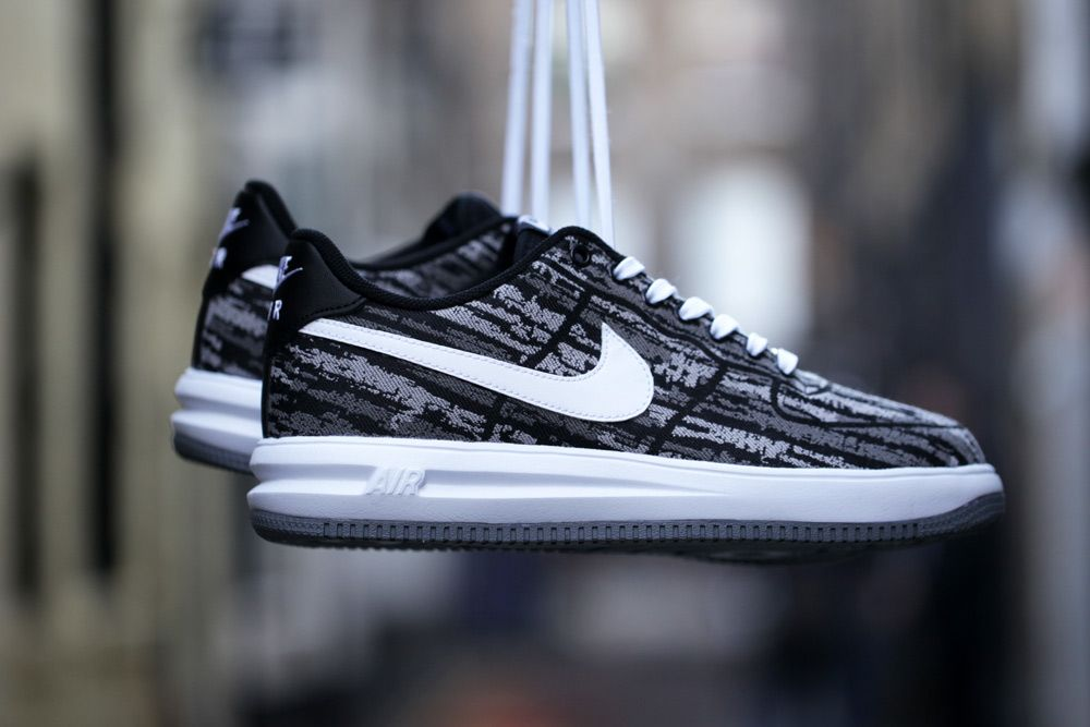 new style a4be6 5e1c3 lunar black and white air forces Shop the latest selection of Nike Lunar  Force 1 ...