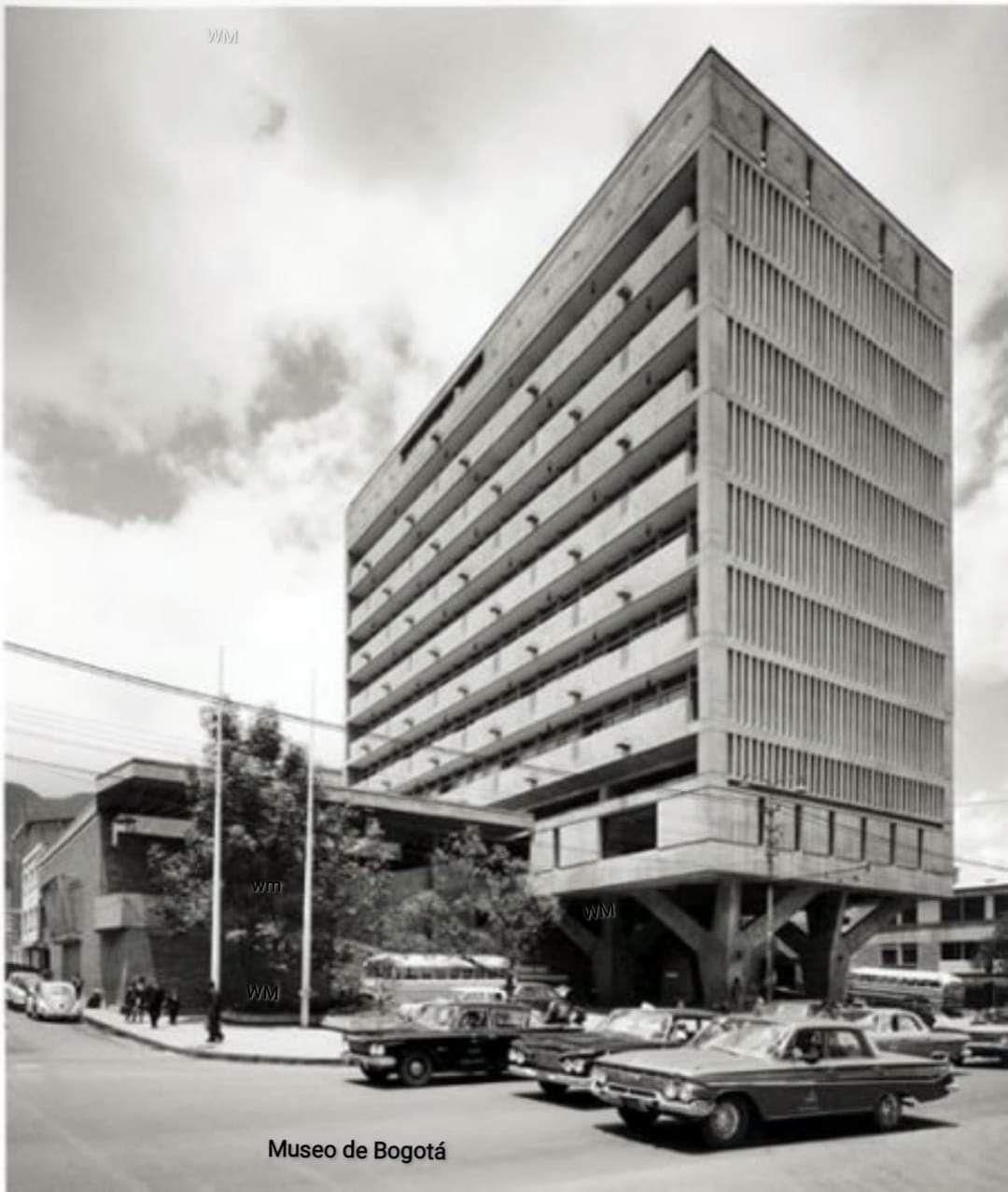 Historia Fotografica De Bogota Y Colombia On Twitter