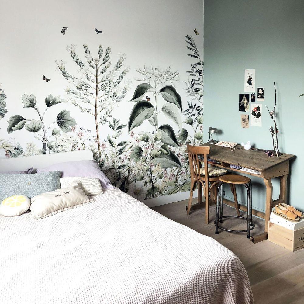 32+ Idee pose papier peint chambre inspirations