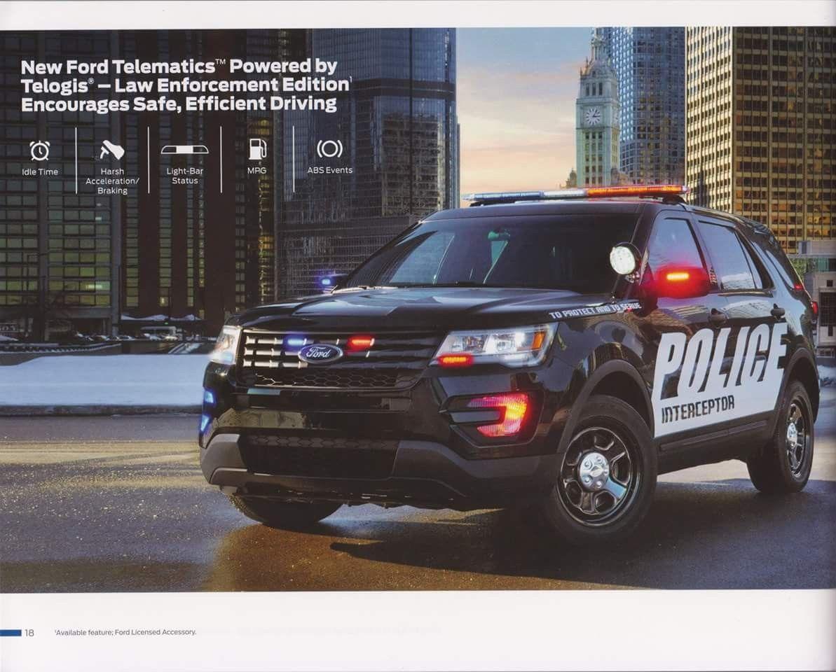 Pin by Rebbj516 SF on Police Car Brochures Ford police