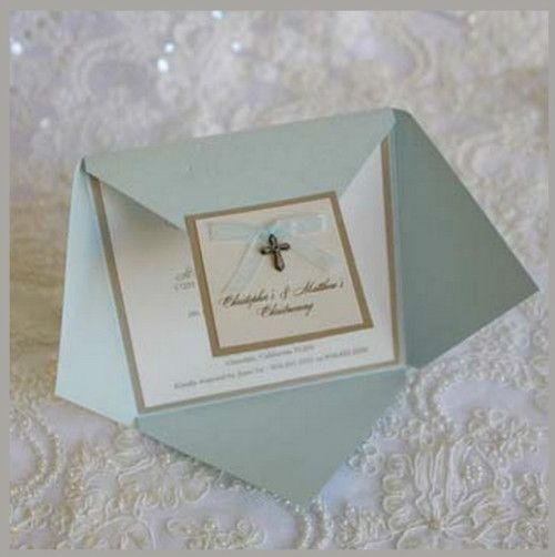 17 Best images about Capillo derek on Pinterest Mesas, The ribbon - sample baptismal invitation for twins