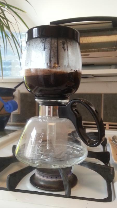 Yama Coffee Vacpot 5 Cup Stovetop Siphon Syphon
