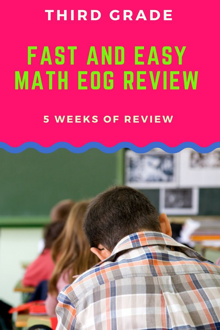 Mon Core Math Review Bundle