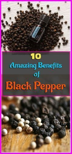 10 Amazing Benefits of Black Pepper  #lifestyle  #fitness