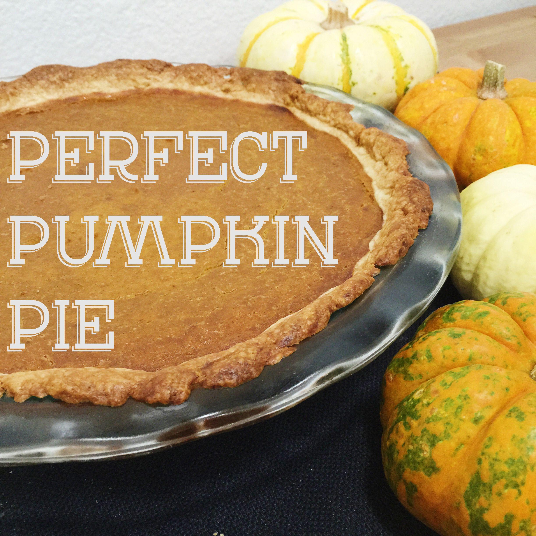 Trader Joe s Perfect Pumpkin Pie