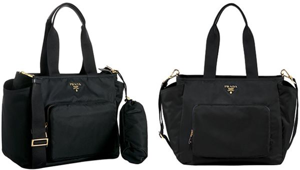 b2f4c2d8b20a Prada Baby Bag - Diaper Bag Tote! Future diaper bag! It's decided! This is  perfection! I will have a Prada diaper bag when I am a mommy!