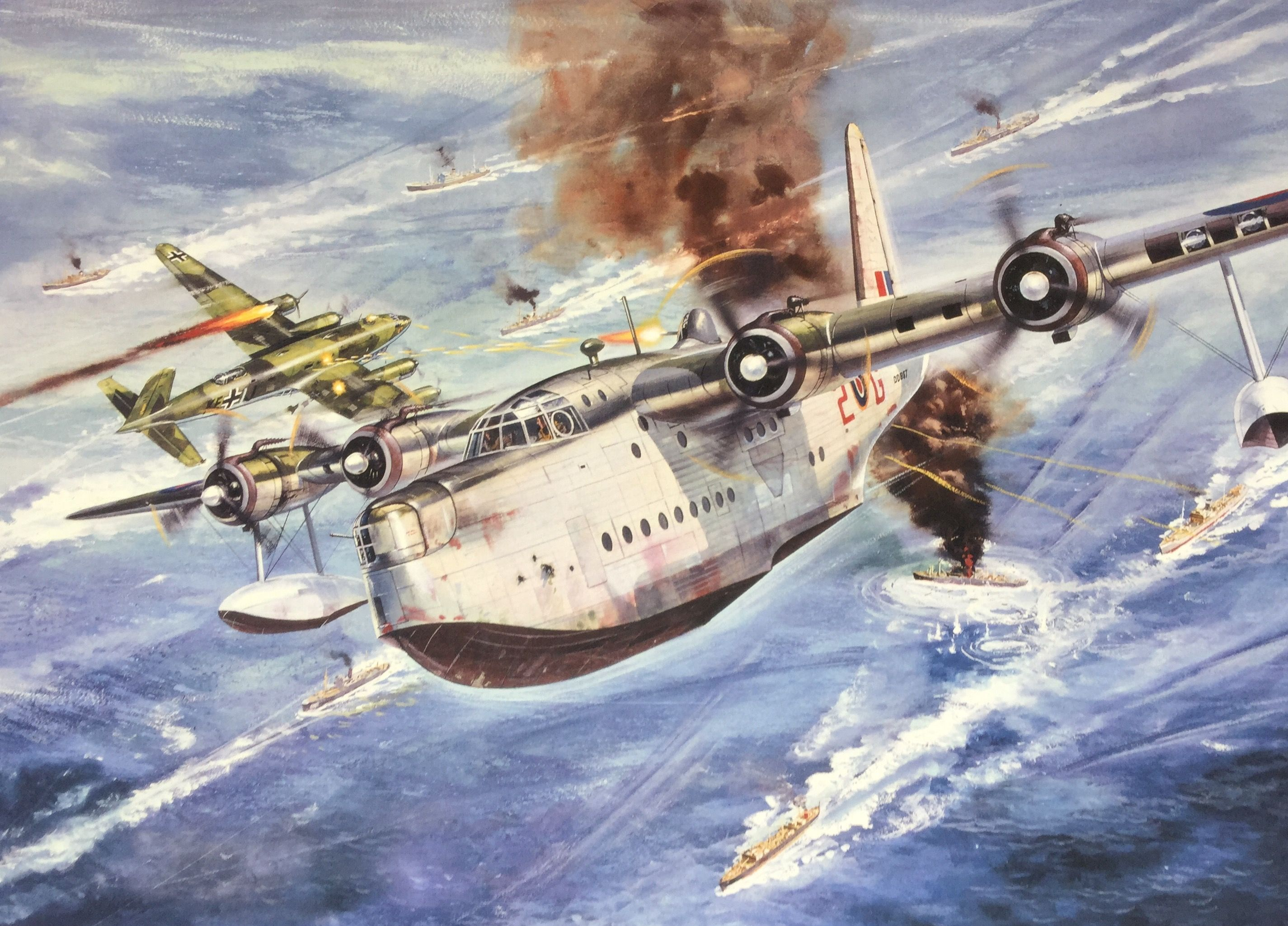 Roy Cross - Short Sunderland