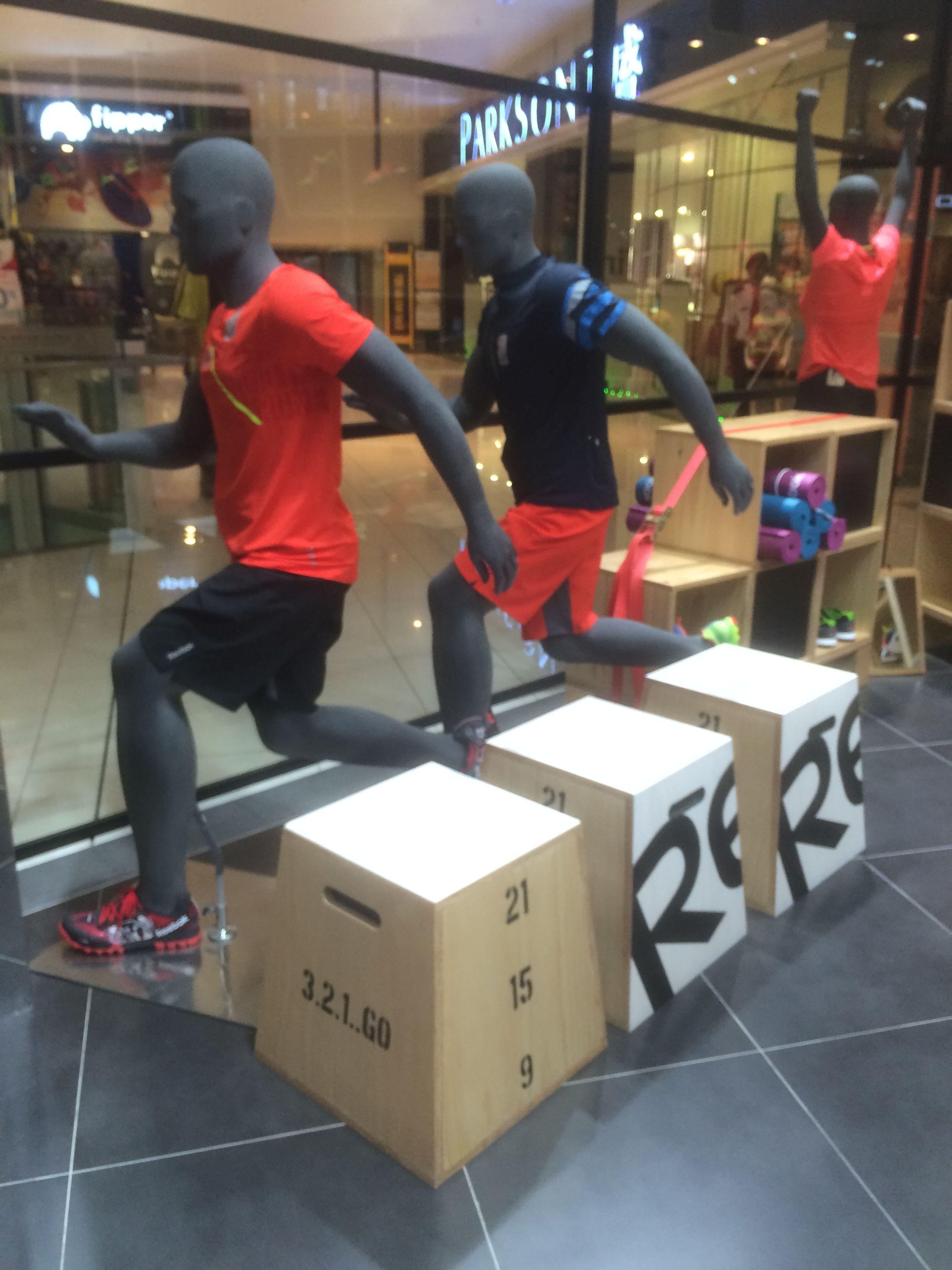 Reebok Kuala Lumpur Malaysia Sport Lifestyle