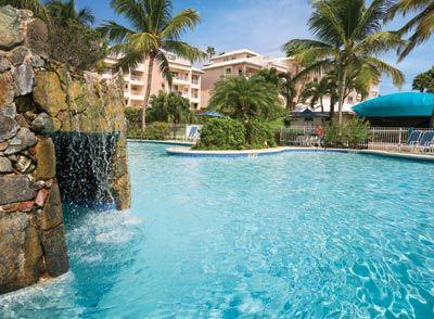 Worldmark St Thomas Elysian Beach Resort