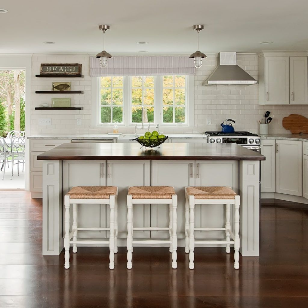 Good Cape Cod Cottage Kitchen Design