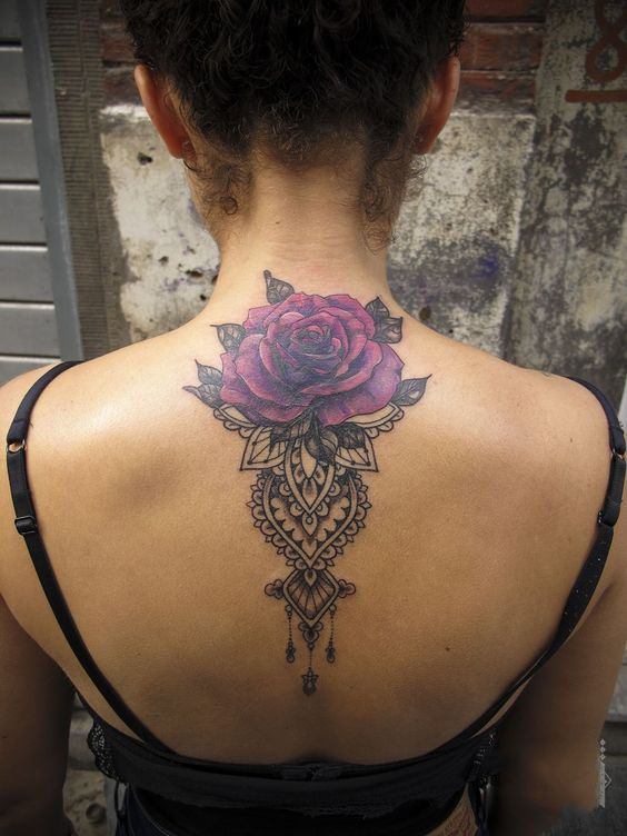Photo of 50+ CREATIVE GIRLS BACK TATTOO INSPIRATION AND MEANING – page 42 of 53