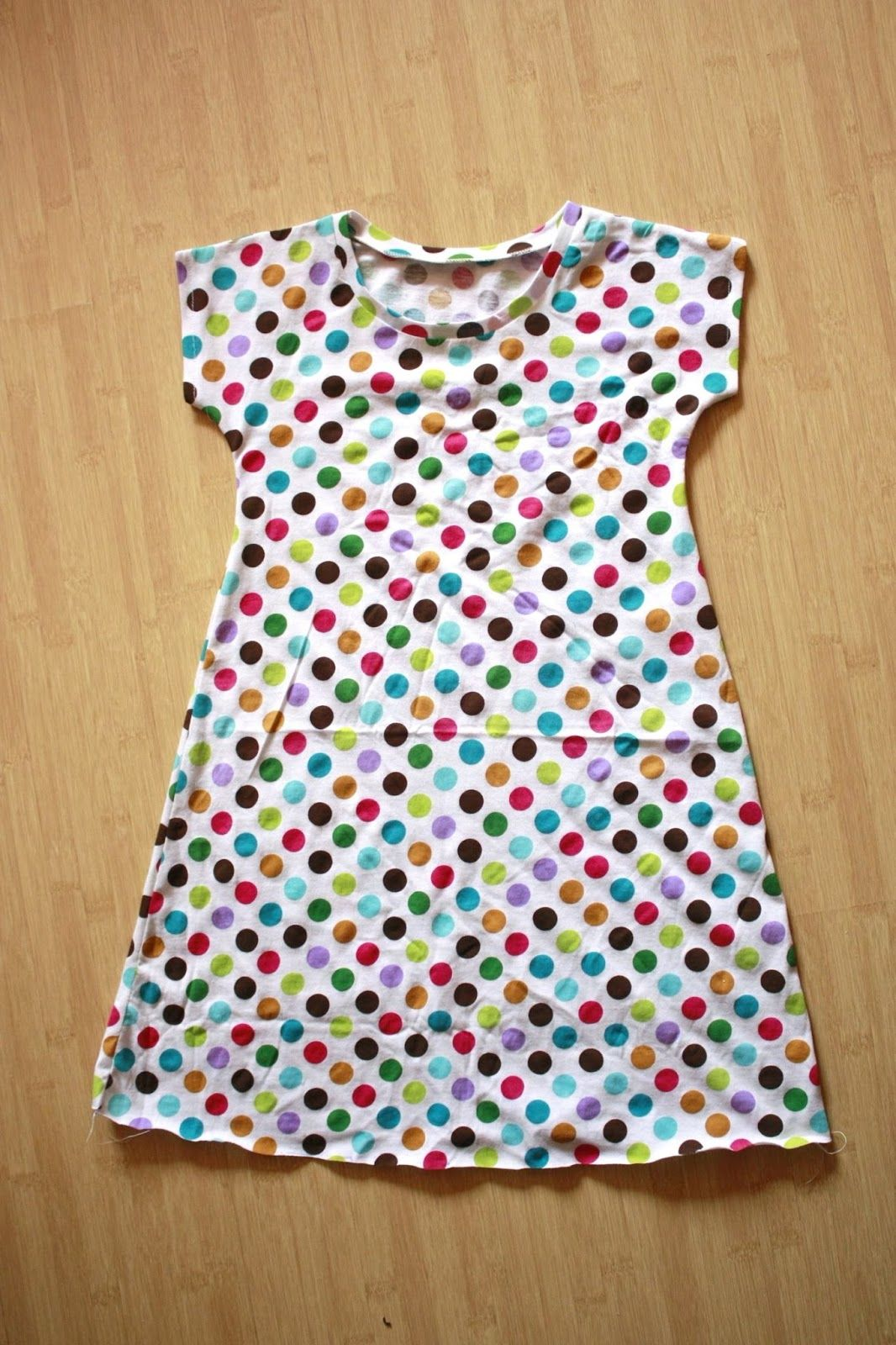 Girls Tunic Dress
