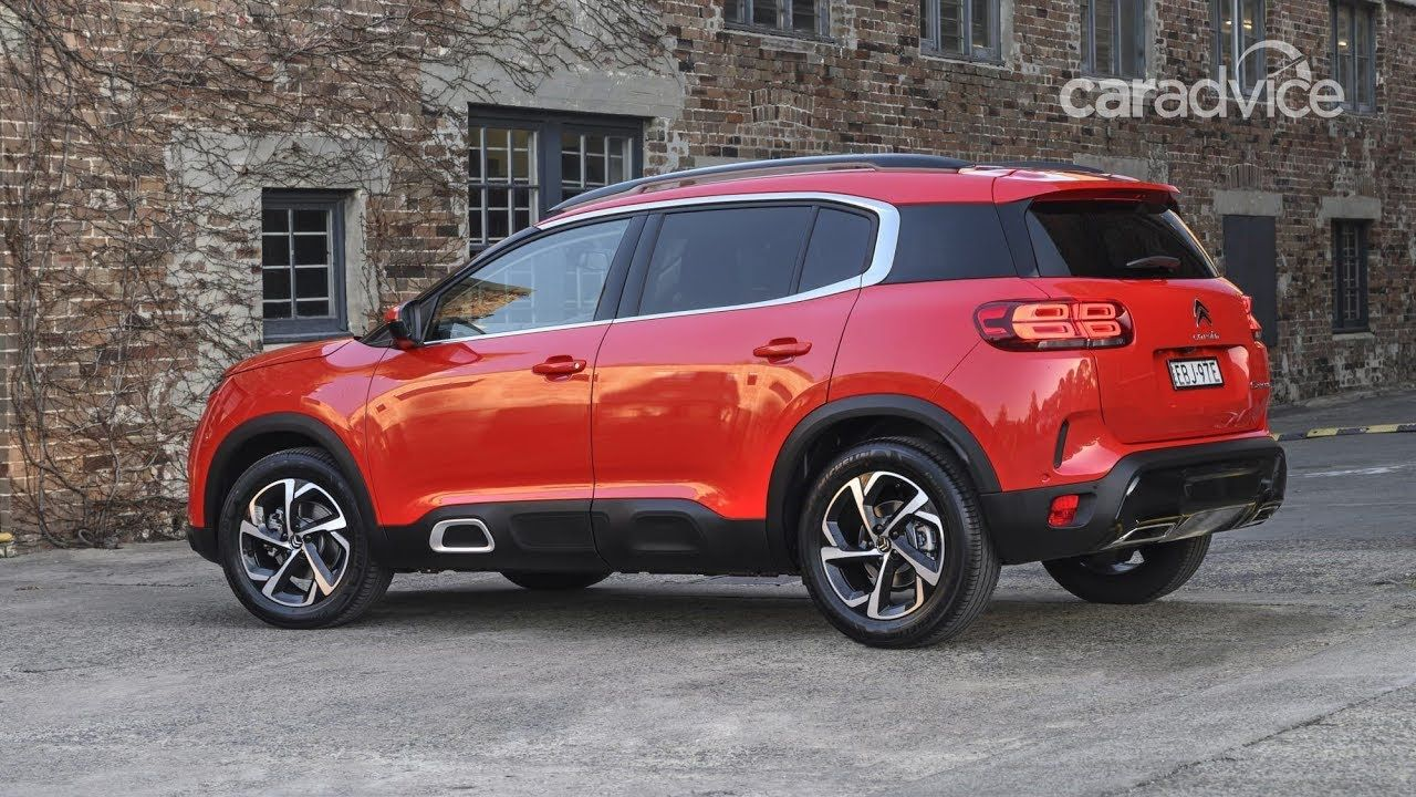 In The Ongoing Round Of Accident Tests Directed By Euro Ncap The Euro Spec C5 Aircross Has Gotten A 4 Star Rating The C Hyundai Tucson Citroen Jeep Compass