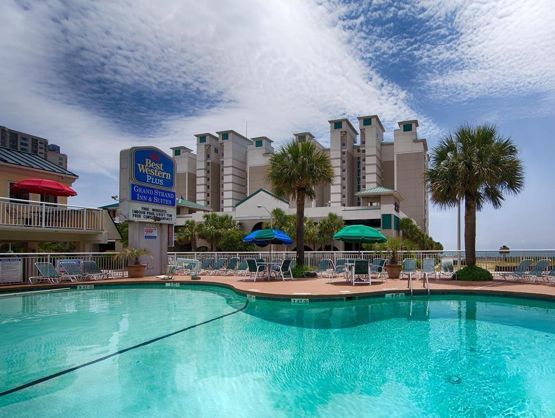 Myrtle Beach Sc Best Western Plus Grand Strand Inn And Suites