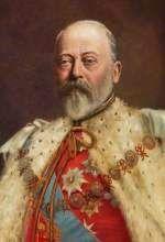 Edoardo vii re del regno unito i figli e nipoti della for Edoardo viii del regno unito