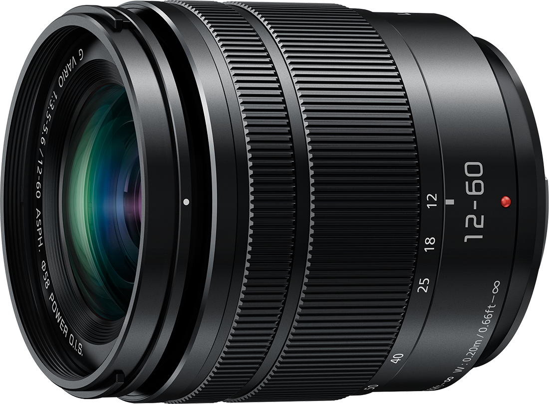Panasonic Lumix G Vario 12 60mm F3 5 5 6 Asph Power Ois Panasonic Lumix Zoom Lens Panasonic