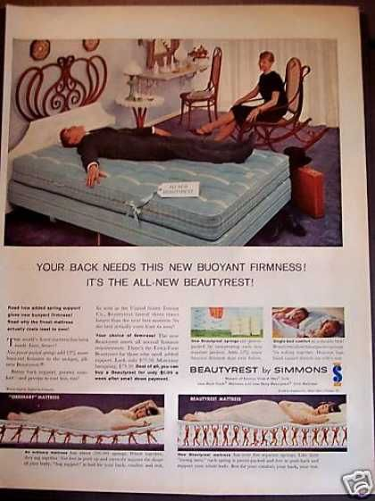 1950u0027s Bedroom Ad | Vintage Furniture Ads Of The 1950s (Page ...