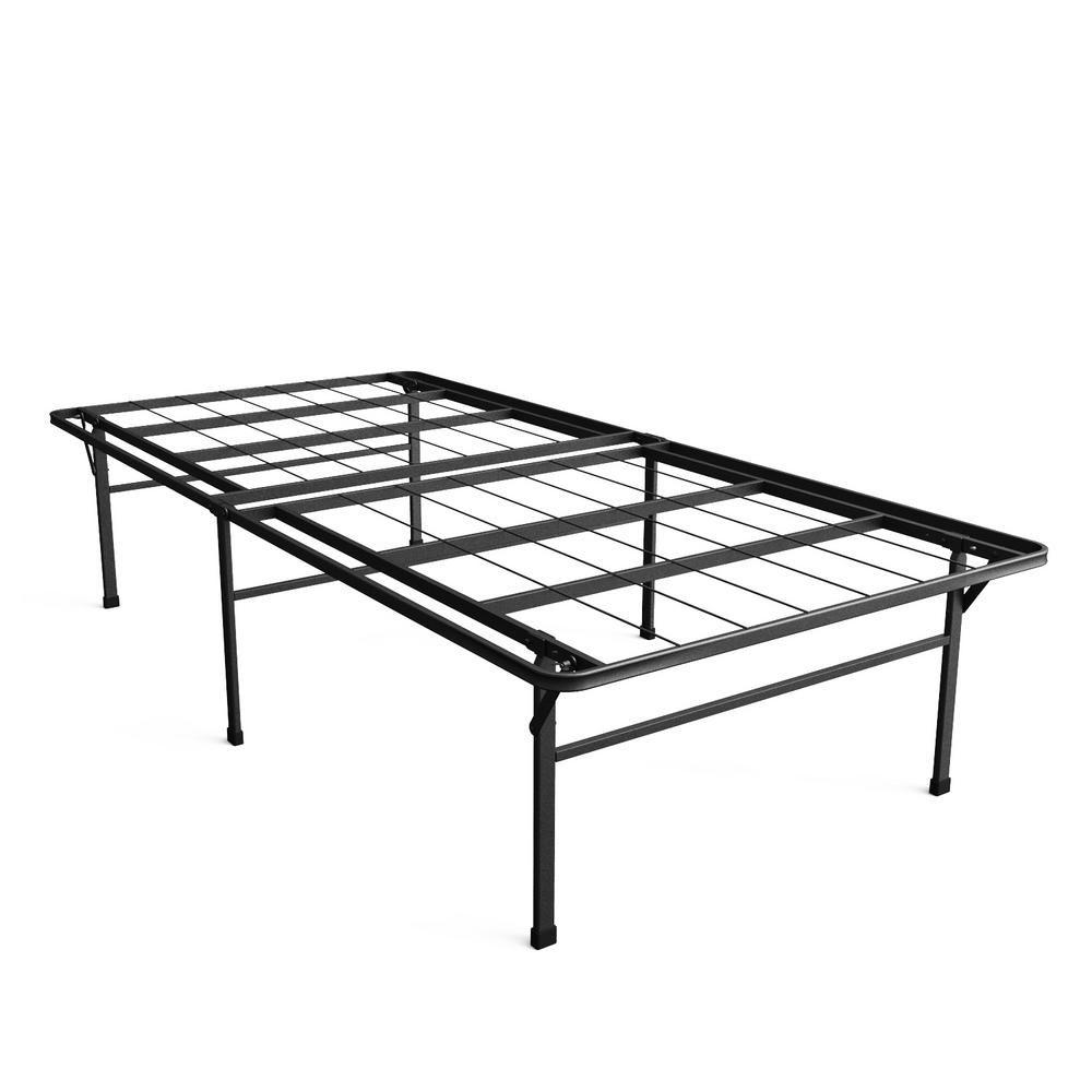 metal bed frame twin xl bed frames ideas pinterest twin xl