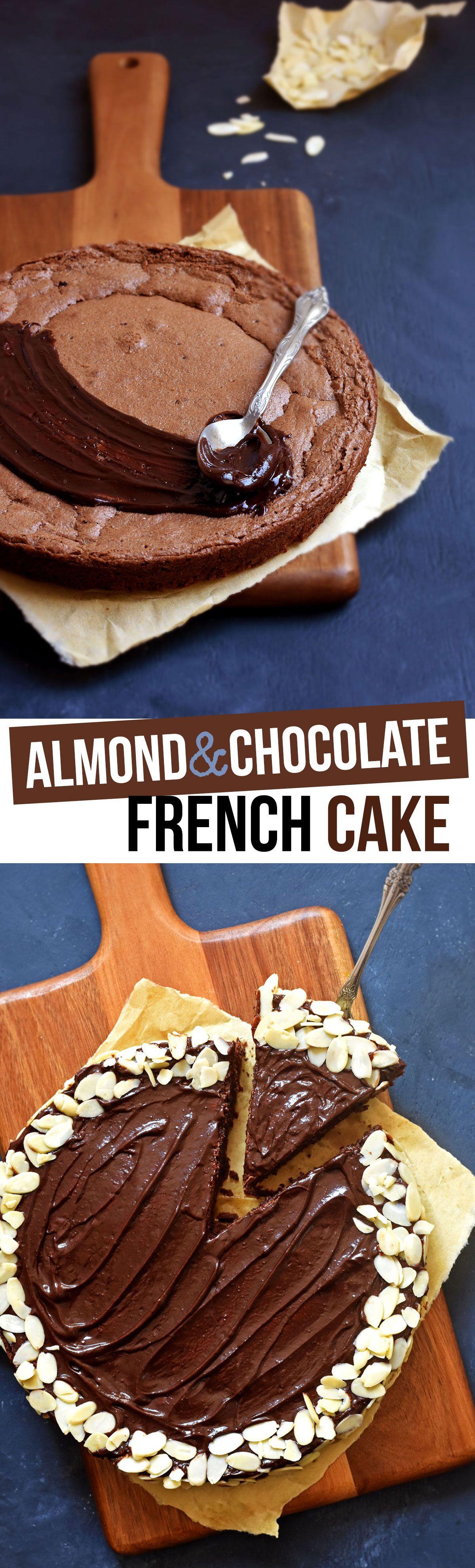 Erkunde Schokoladen mandel kuchen und noch mehr